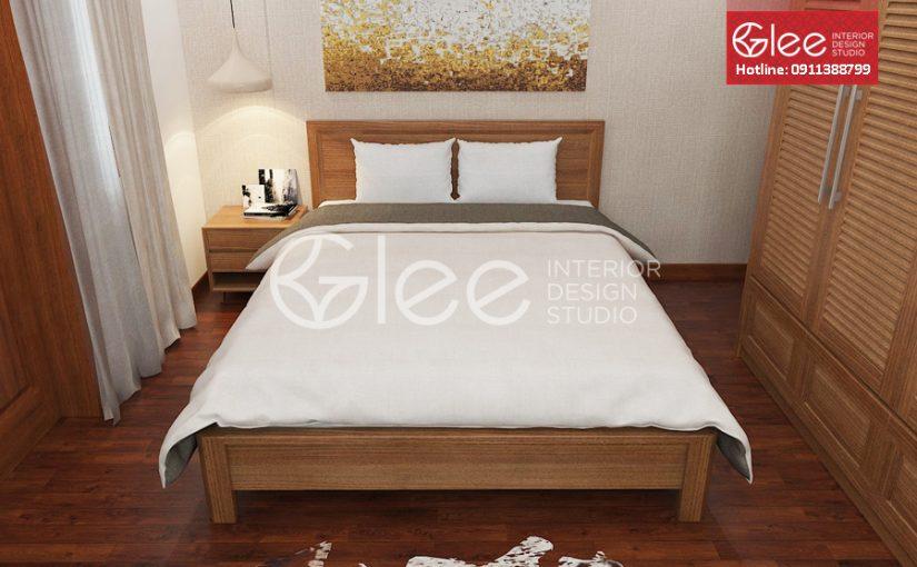 Choáng ngợp với 3 mẫu nội thất phòng ngủ đẹp
