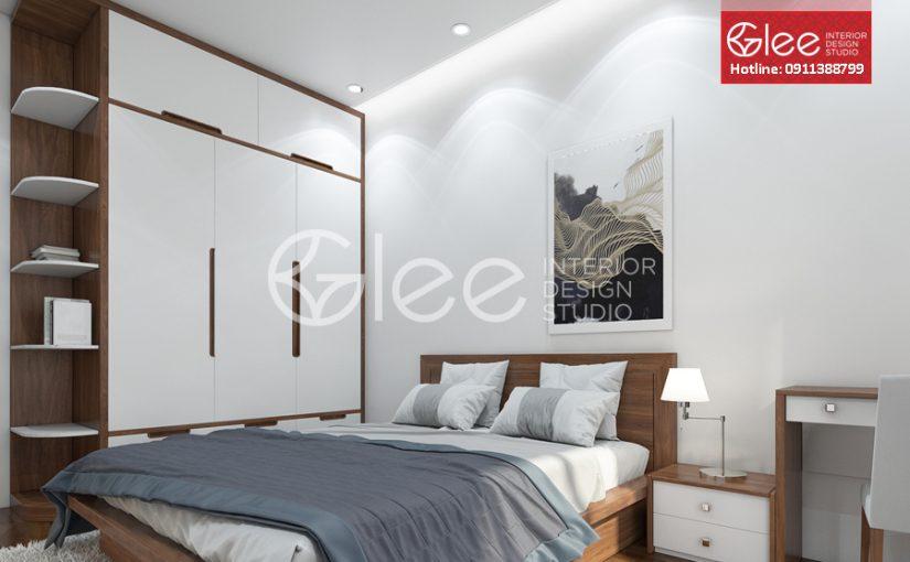 Tham khảo 3 mẫu nội thất phòng ngủ đẹp