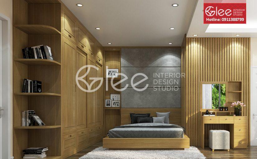 Ngắm nhìn 3 mẫu nội thất phòng ngủ độc đáo